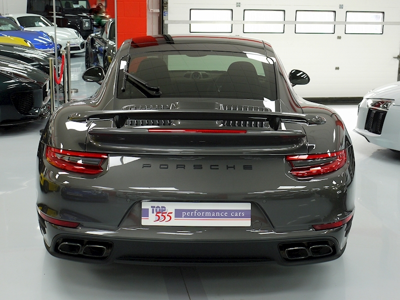 Porsche 911 (991.2) Turbo S Coupe 3.8 PDK - Large 5