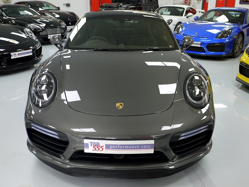 Porsche 911 (991.2) Turbo S Coupe 3.8 PDK - Large 6