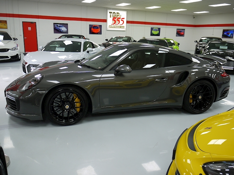 Porsche 911 (991.2) Turbo S Coupe 3.8 PDK - Large 7