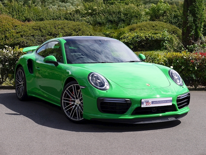 Porsche 911 (991.2) Turbo Coupe 3.8 PDK - Large 19