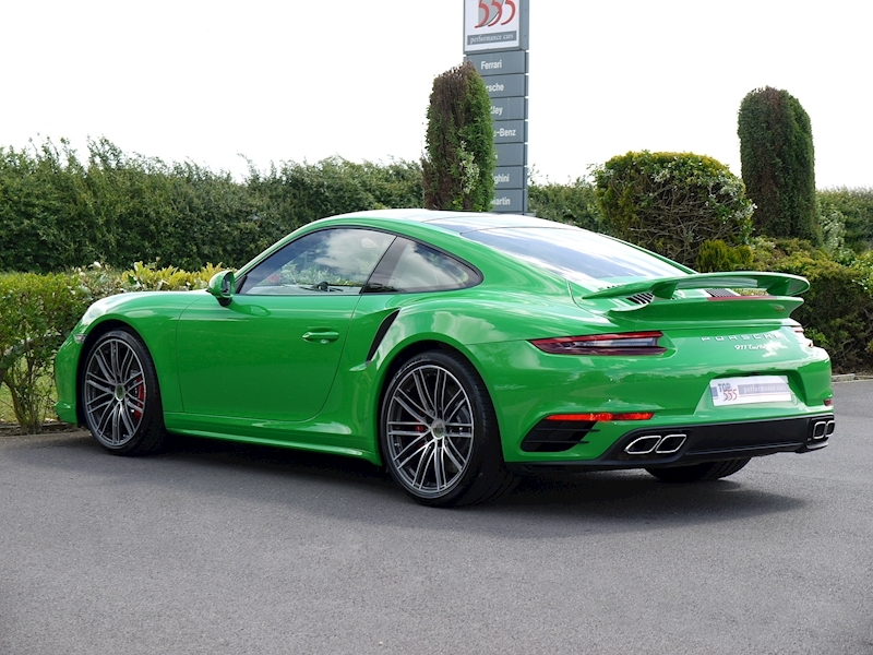 Porsche 911 (991.2) Turbo Coupe 3.8 PDK - Large 7