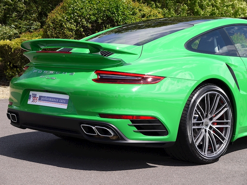 Porsche 911 (991.2) Turbo Coupe 3.8 PDK - Large 8