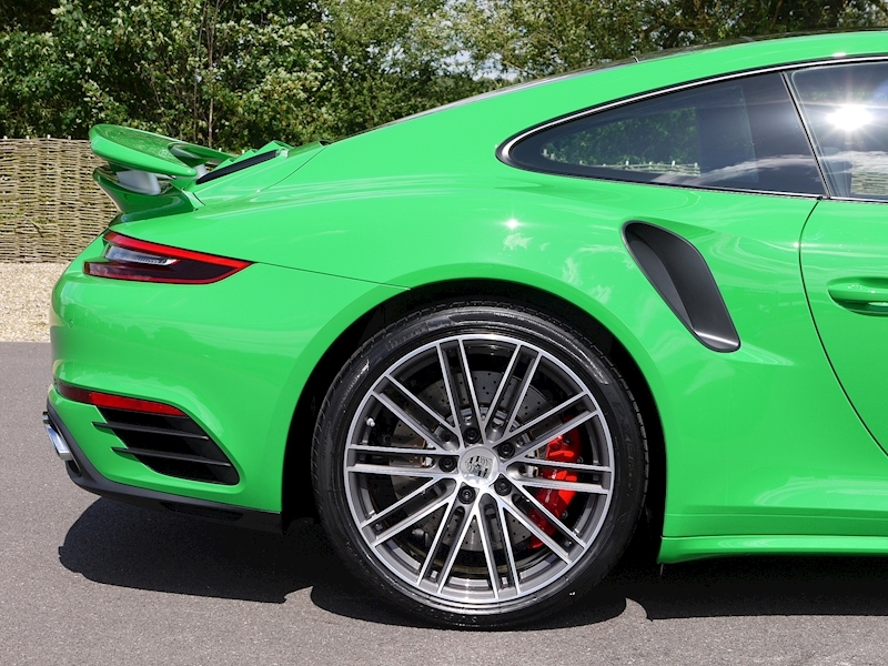 Porsche 911 (991.2) Turbo Coupe 3.8 PDK - Large 11