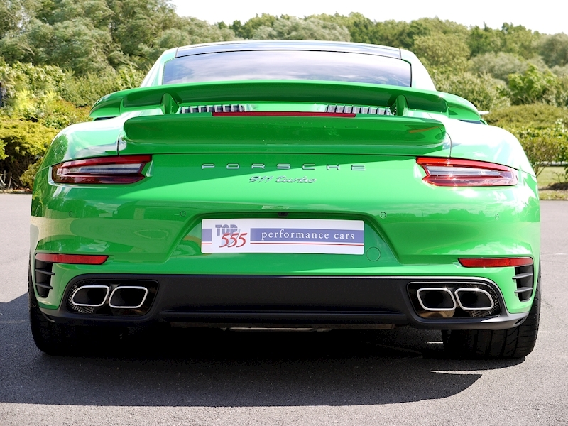 Porsche 911 (991.2) Turbo Coupe 3.8 PDK - Large 14
