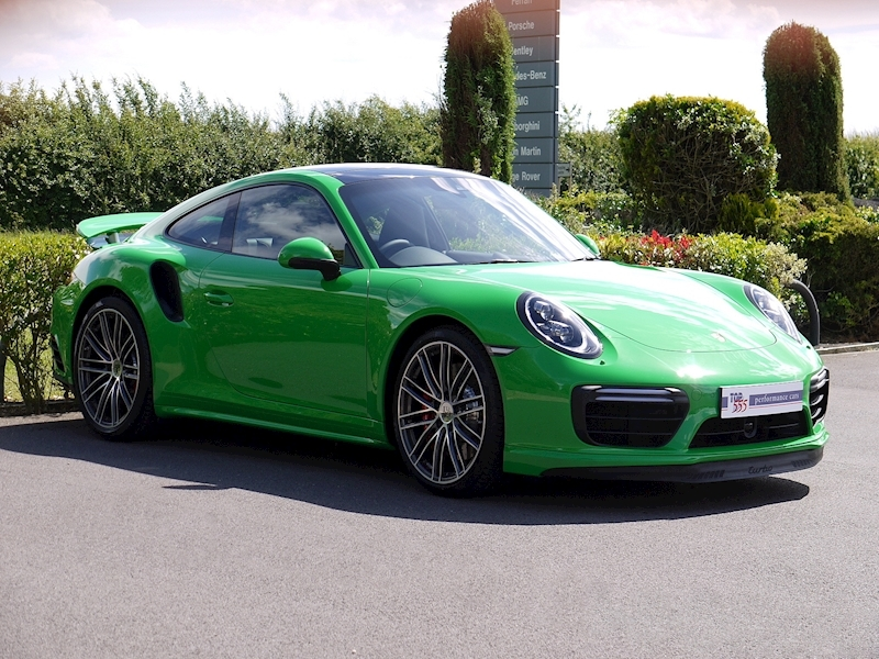 Porsche 911 (991.2) Turbo Coupe 3.8 PDK - Large 16