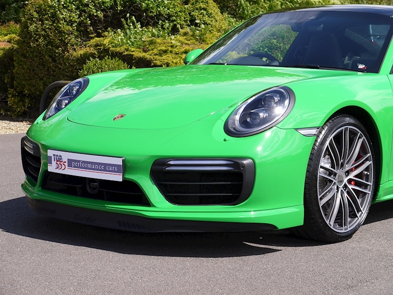 Porsche 911 (991.2) Turbo Coupe 3.8 PDK - Large 17