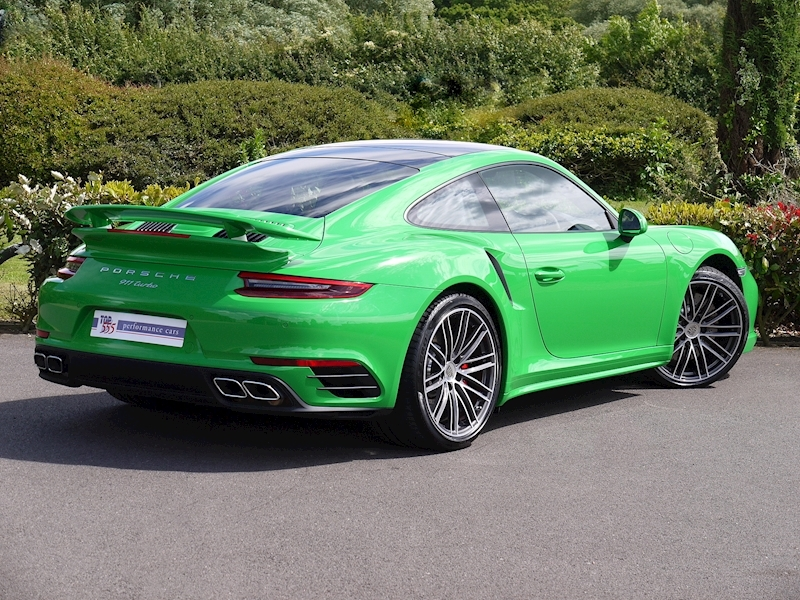 Porsche 911 (991.2) Turbo Coupe 3.8 PDK - Large 21