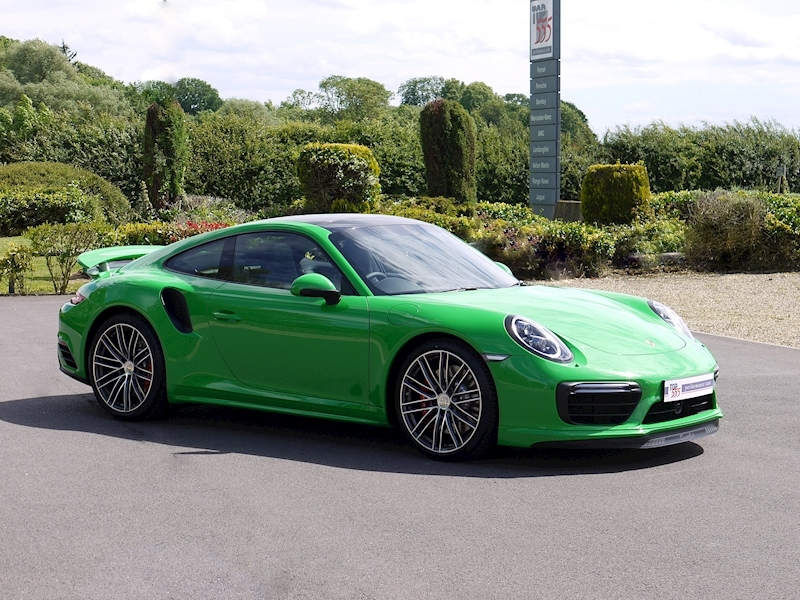 Porsche 911 (991.2) Turbo Coupe 3.8 PDK - Large 25