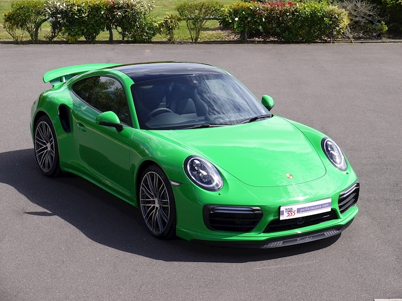 Porsche 911 (991.2) Turbo Coupe 3.8 PDK - Large 0