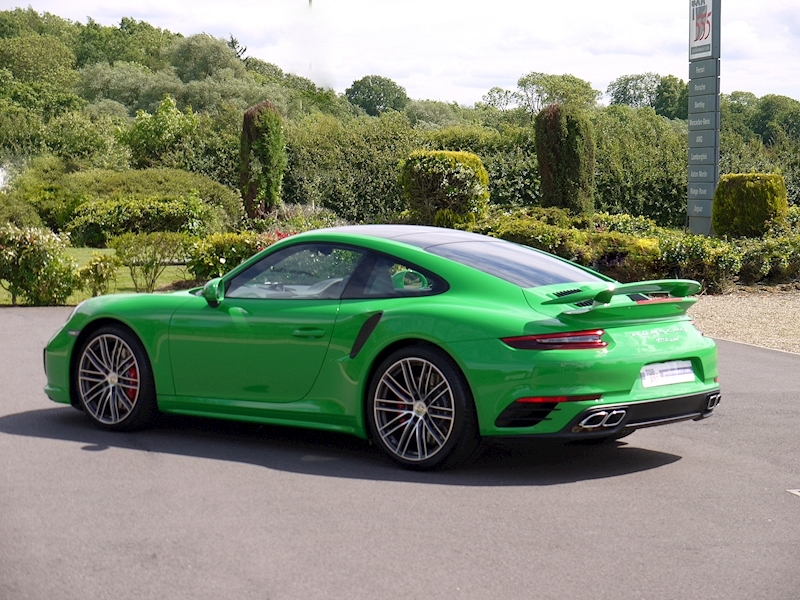 Porsche 911 (991.2) Turbo Coupe 3.8 PDK - Large 27