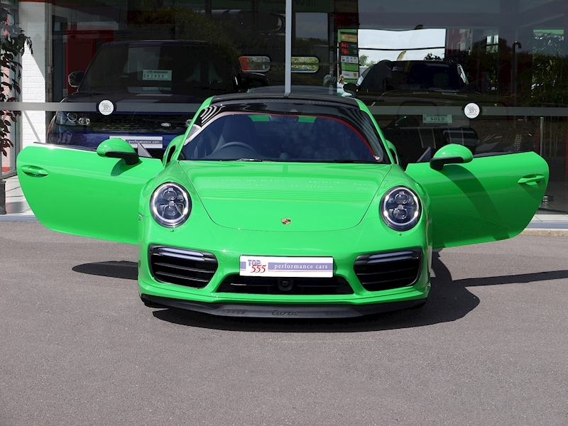 Porsche 911 (991.2) Turbo Coupe 3.8 PDK - Large 28