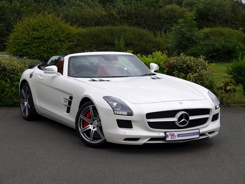 Mercedes-Benz SLS AMG Roadster 6.2 - Large 29