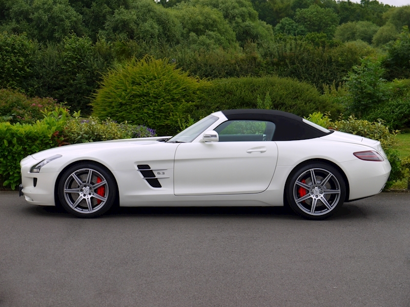 Mercedes-Benz SLS AMG Roadster 6.2 - Large 8