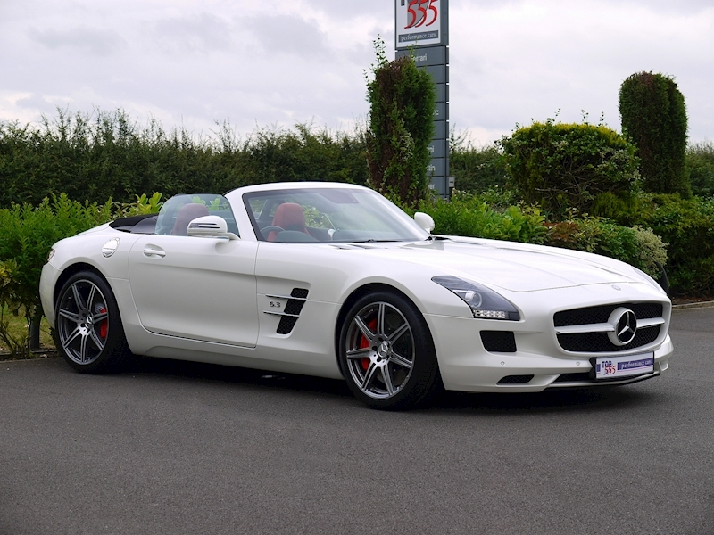 Mercedes-Benz SLS AMG Roadster 6.2 - Large 19