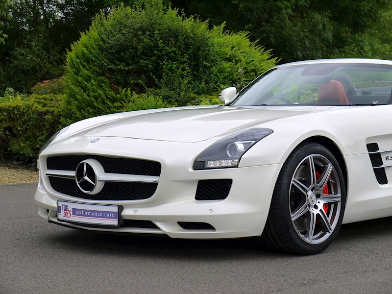 Mercedes-Benz SLS AMG Roadster 6.2 - Large 20