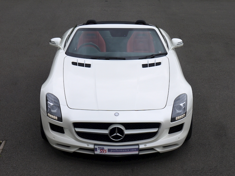 Mercedes-Benz SLS AMG Roadster 6.2 - Large 26