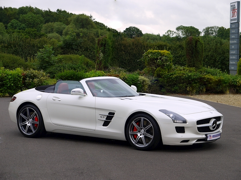 Mercedes-Benz SLS AMG Roadster 6.2 - Large 37