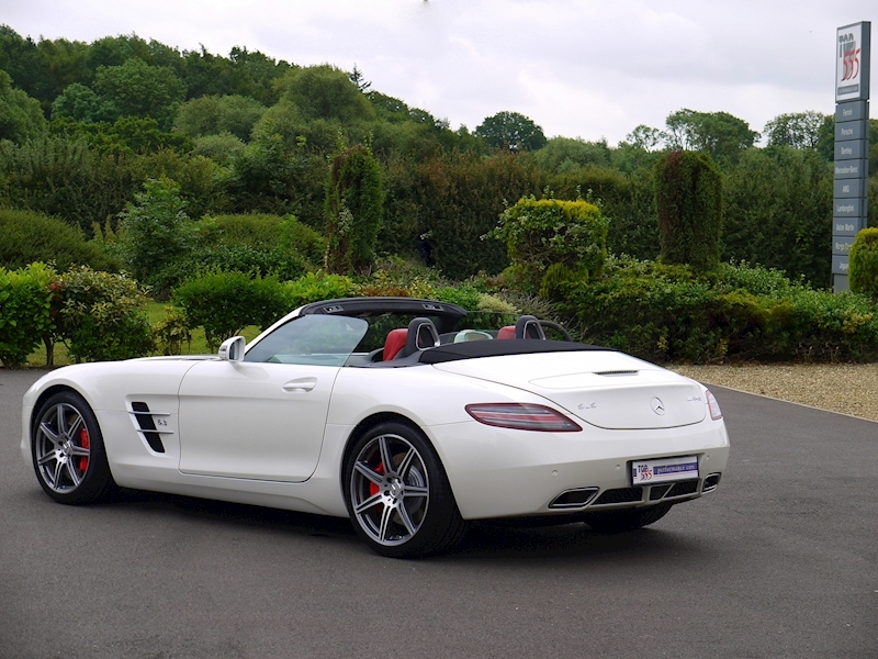 Mercedes-Benz SLS AMG Roadster 6.2 - Large 40