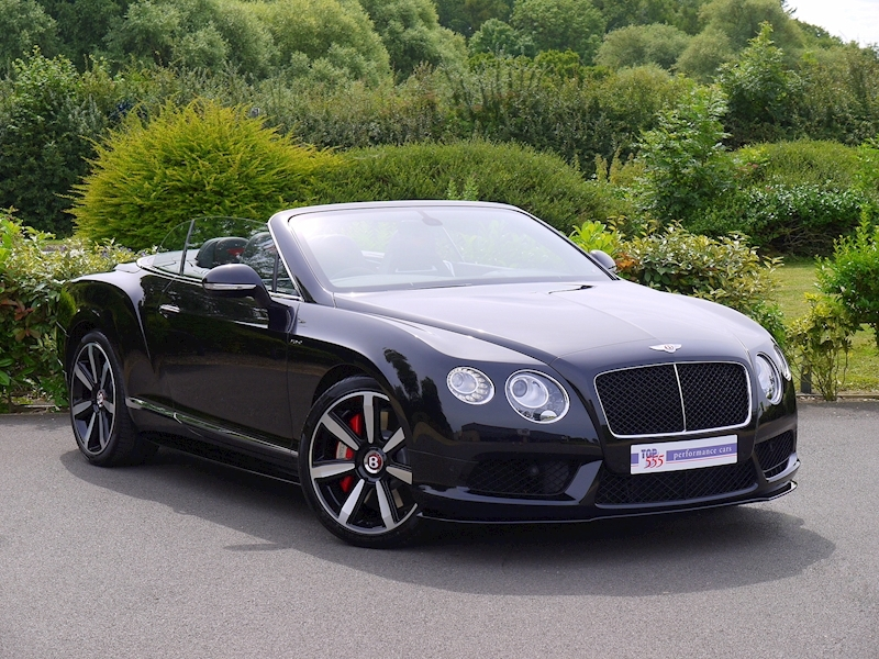Bentley Continental GTC 4.0 V8 'S' Mulliner - Large 25