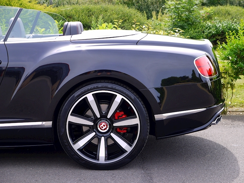 Bentley Continental GTC 4.0 V8 'S' Mulliner - Large 3