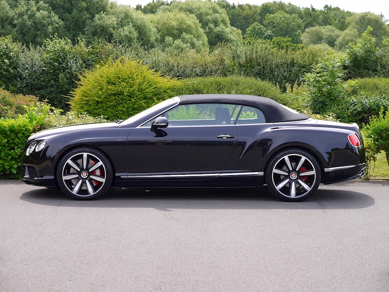 Bentley Continental GTC 4.0 V8 'S' Mulliner - Large 9