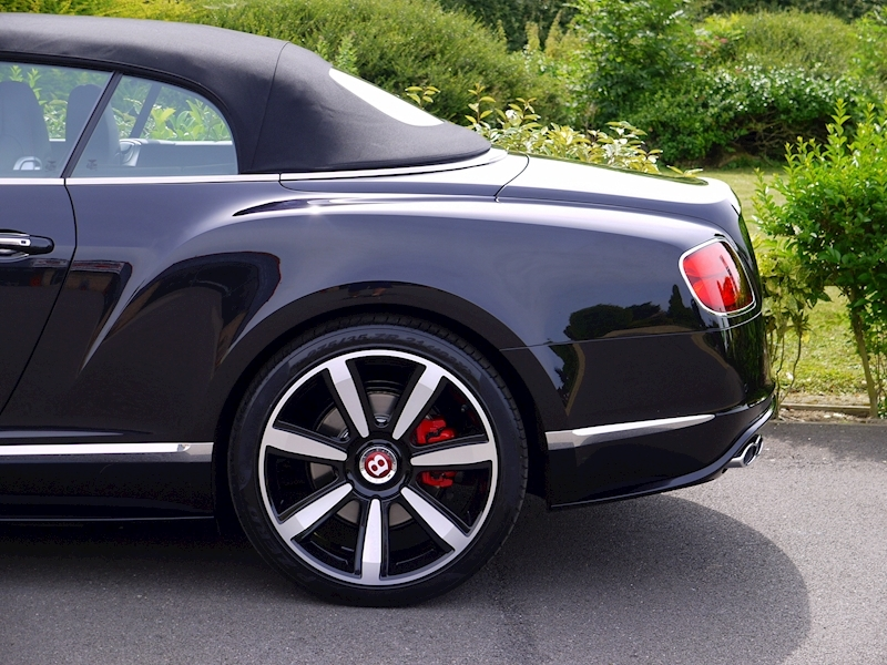 Bentley Continental GTC 4.0 V8 'S' Mulliner - Large 10
