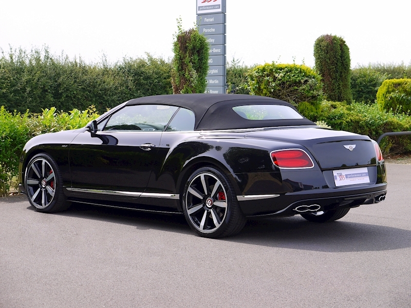Bentley Continental GTC 4.0 V8 'S' Mulliner - Large 11