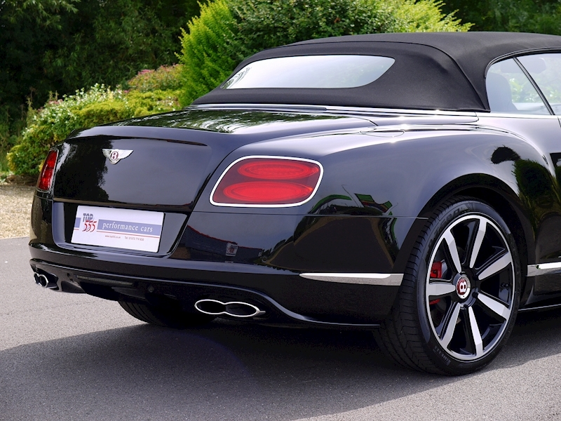 Bentley Continental GTC 4.0 V8 'S' Mulliner - Large 12