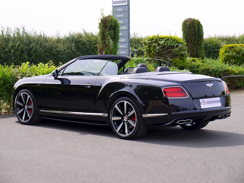Bentley Continental GTC 4.0 V8 'S' Mulliner - Large 17
