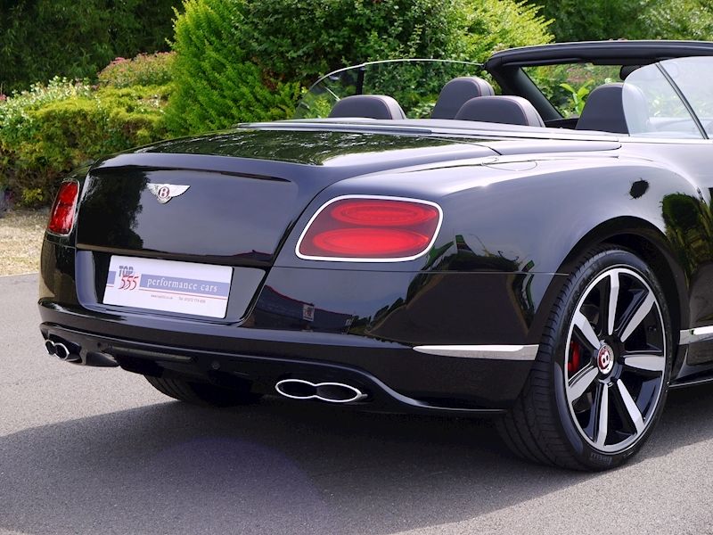 Bentley Continental GTC 4.0 V8 'S' Mulliner - Large 18