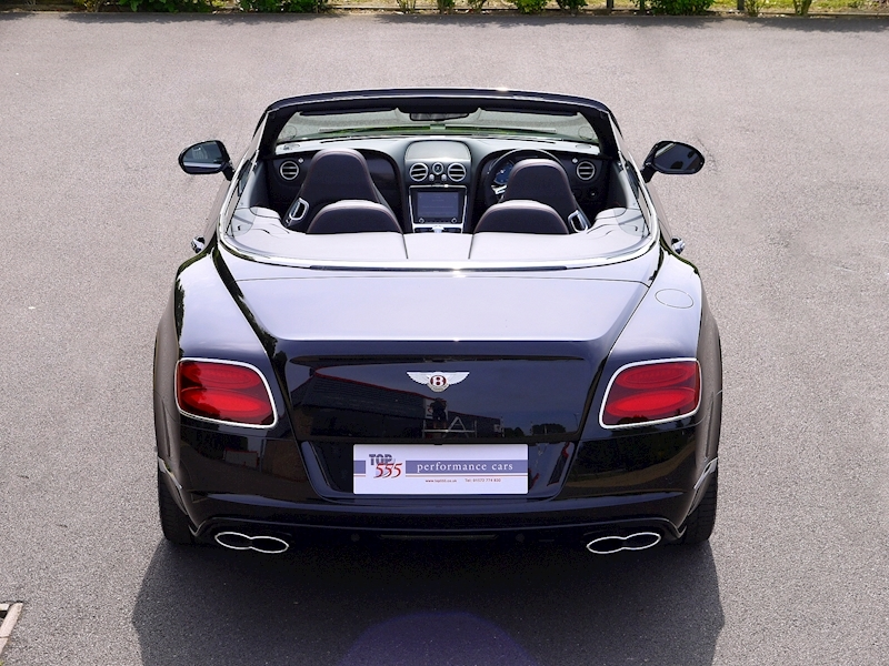 Bentley Continental GTC 4.0 V8 'S' Mulliner - Large 20