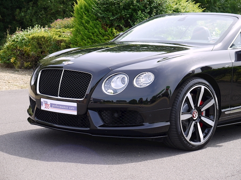 Bentley Continental GTC 4.0 V8 'S' Mulliner - Large 22