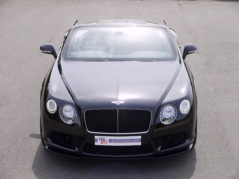 Bentley Continental GTC 4.0 V8 'S' Mulliner - Large 24