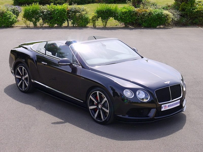 Bentley Continental GTC 4.0 V8 'S' Mulliner - Large 0