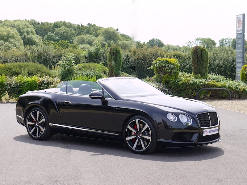 Bentley Continental GTC 4.0 V8 'S' Mulliner - Large 32