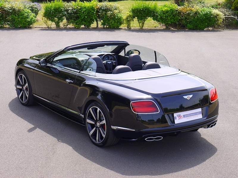 Bentley Continental GTC 4.0 V8 'S' Mulliner - Large 33