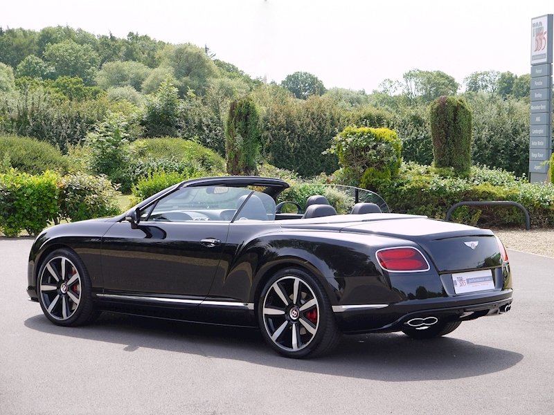 Bentley Continental GTC 4.0 V8 'S' Mulliner - Large 34