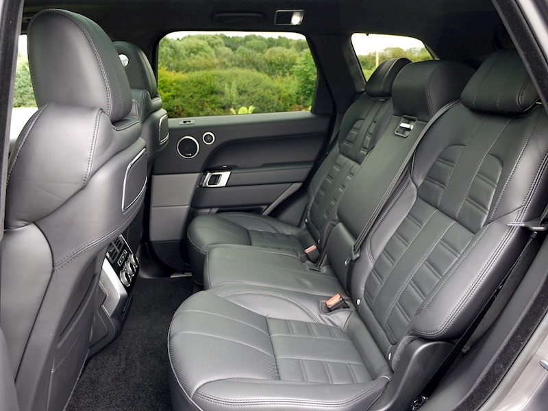 Land Rover Range Rover Sport 3.0 SDV6 Autobiography Dynamic - Large 9
