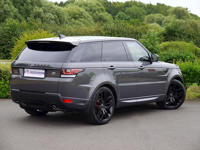 Land Rover Range Rover Sport 3.0 SDV6 Autobiography Dynamic - Large 27