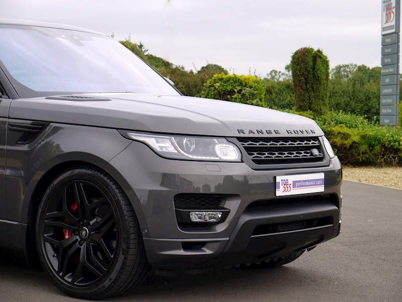 Land Rover Range Rover Sport 3.0 SDV6 Autobiography Dynamic - Large 35