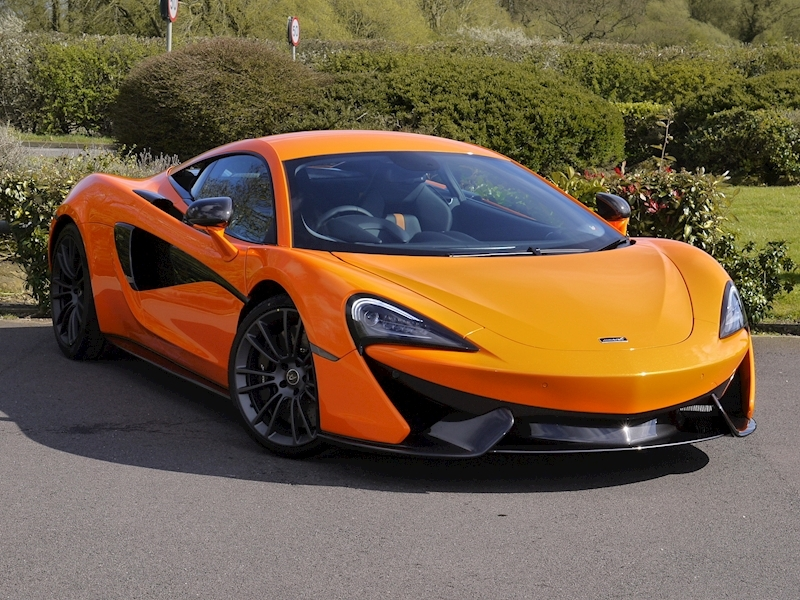 Mclaren 570S Coupe - Large 18