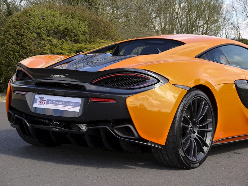Mclaren 570S Coupe - Large 6