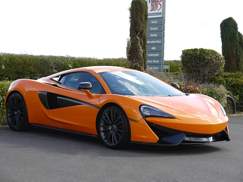 Mclaren 570S Coupe - Large 10