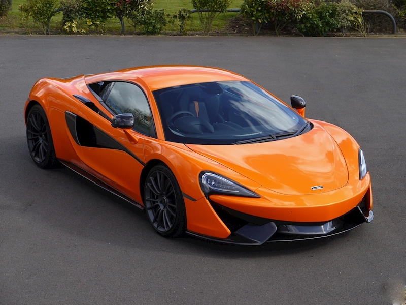 Mclaren 570S Coupe - Large 0