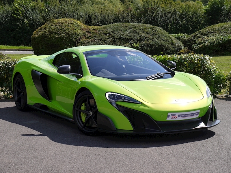 Mclaren 675LT Spider - 1 of 500 - Large 27