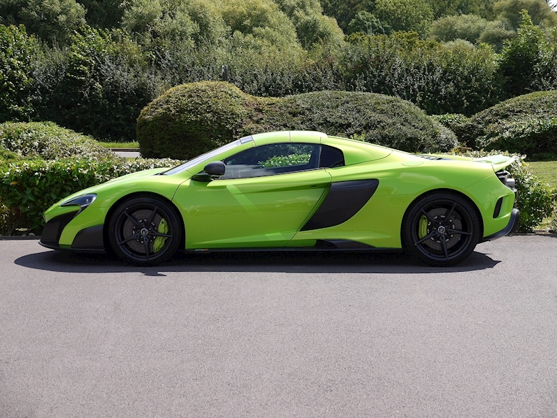 Mclaren 675LT Spider - 1 of 500 - Large 2