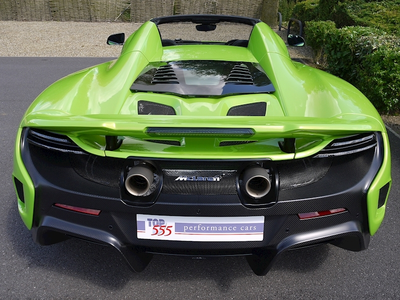 Mclaren 675LT Spider - 1 of 500 - Large 11