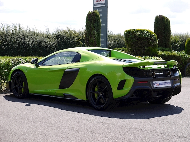 Mclaren 675LT Spider - 1 of 500 - Large 12
