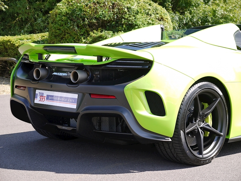 Mclaren 675LT Spider - 1 of 500 - Large 14