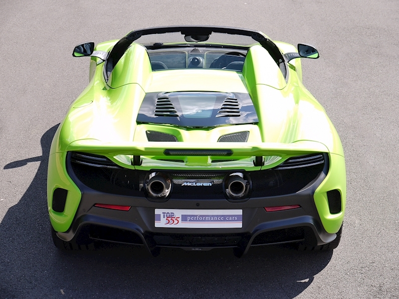 Mclaren 675LT Spider - 1 of 500 - Large 20